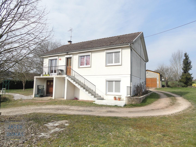 Vente Maison LA CHARMEE - Maison avec dépendance de 65 m2 environ  à La charmee